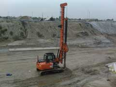 REL launches Tescar Mini Piling Rigs 9