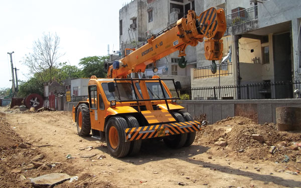Escorts Construction Equipments Limited