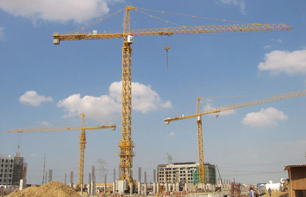 Tower Cranes: Recent Demand Mobility Unlikely To Stifle Pricing Pressure