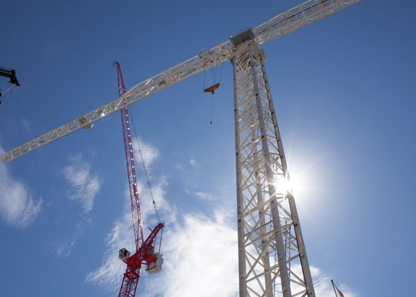 Tower Crane Demand