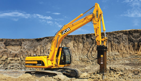 JCB Rock Breakers