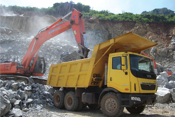 Tipper Trucks: Makers Struggle to Counter Eroding Sales