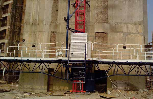 Mast Climber & Suspended Rope Platforms Market in India
