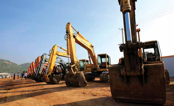 Indian construction equipment market - A report