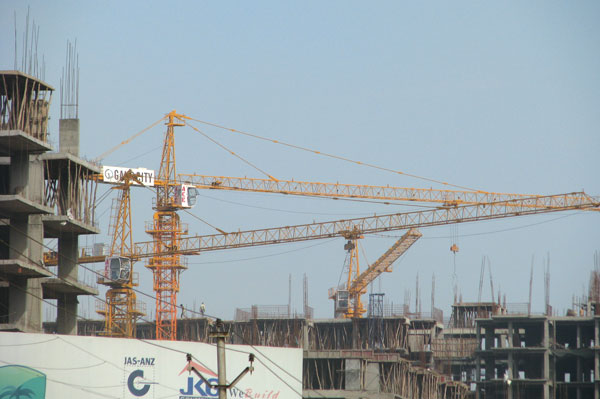 Tower Crane - OEMs Gain From Delhi-NCR's Booming Realty Sector