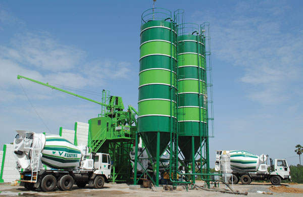 Concrete Equipment Industry