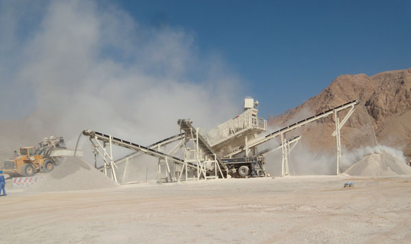 Crushing & Screening Manufacturers Get Aggressive on Business Development