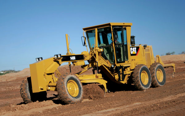 Motor Grader Manufacturers Get Aligned To Newer Project Needs