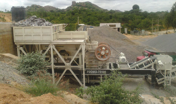 PROMAN Jaw Crusher