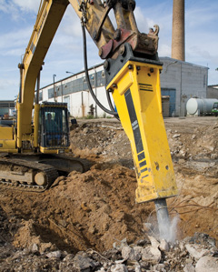 Atlas Copco mb1500