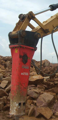Sandvik Hydraulic Rock Breakers