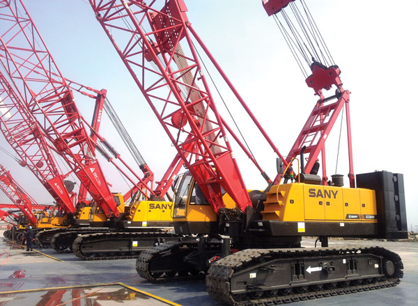 Crawler Cranes: Demand Getting Value Based