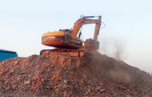 CDE Asia Construction Demolition Waste