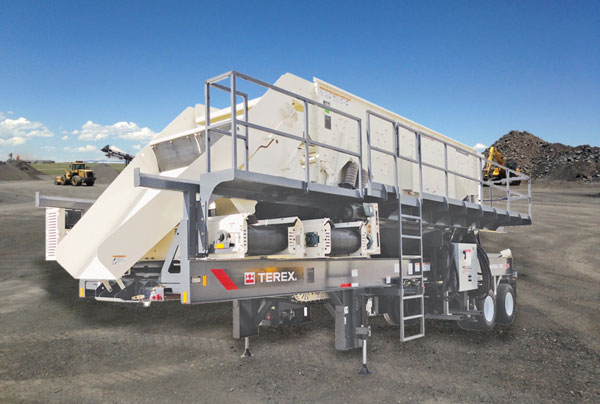 Terex MPS Screener