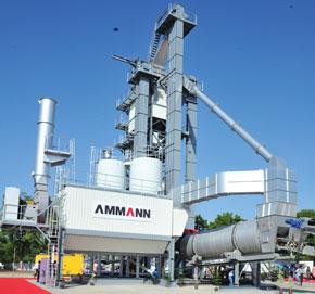 Ammann Apollo Batch Mix Plant