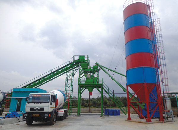 Concrete Equipment Manufacturers