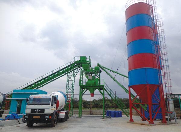 Concrete Equipment Manufacturers