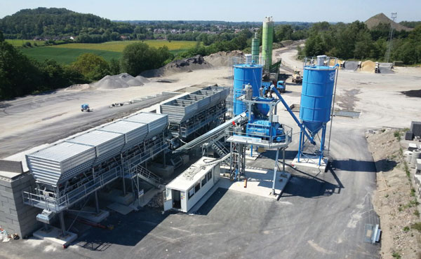 Batching Plant Operation : Concrete equipment manufacturers expand product base