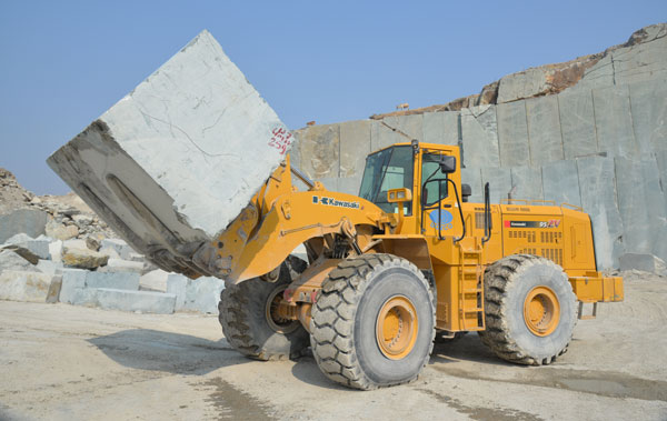 escavatore cingolato EC480EL 34891-Kawasaki-WheelLoader