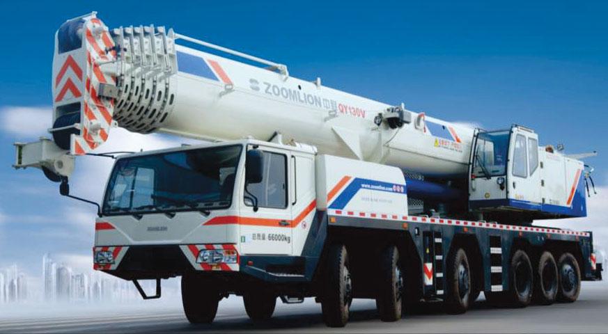 Friends Equipment Zoomlion Truck Crane