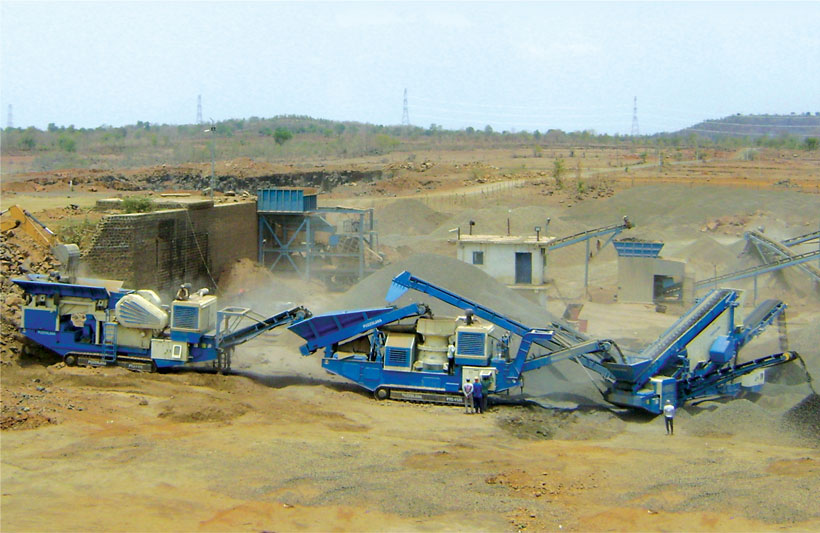 Crushing Amp Screening Manufacturers Focuses On Profitability