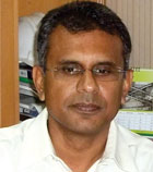 Managing Director V. Senthil Kumar