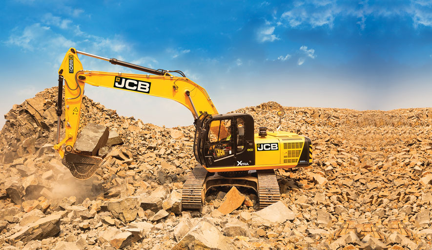 Excavator Makers Share Heightened Business Sentiments on Robust Demand