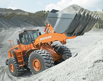 Wheel Loaders Manufacturers count on products and service advancements for pushing sales