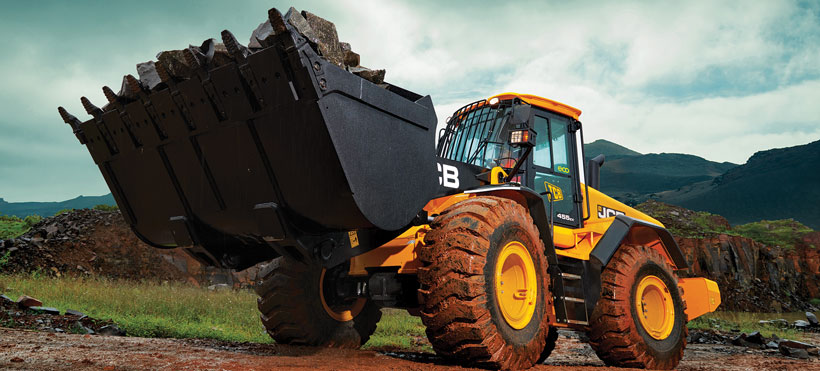 Wheel Loaders Manufacturers count on products and service
