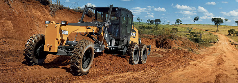 Motor Grader Manufacturers Work Out Finely Graded Business