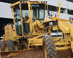 Motor Grader Manufacturers Work Out Finely Graded Business Strategies