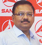 Sanjay Saxena, Vice President and Business Head Heavy Equipment Business Unit, SANY India