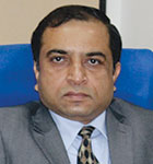 Sanjeev Nimkar, Business Head & VP, Industrial Engines, Kirloskar India
