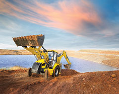 Backhoe Loaders - Enhancing productivity with more features