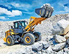 Wheel Loaders Seeing Stronger Demand