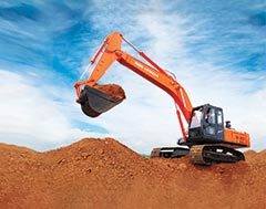 Indian Excavator manufacturers enhancing their products and services