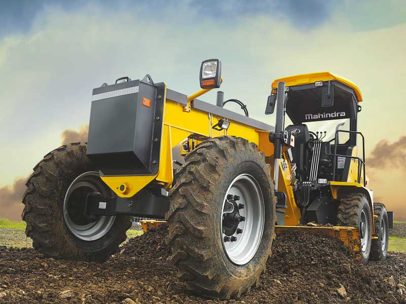 Growing Productivity Demand Driving Advancements in Motor Graders