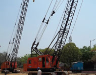 Delhi Based Crane Rental Agencies