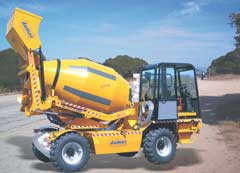 Mobile Concrete Equipment Make Inroads