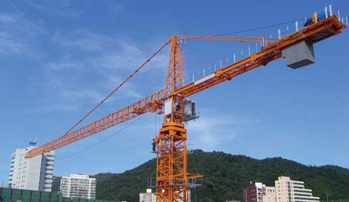 Adding Value to Tower Cranes Sales