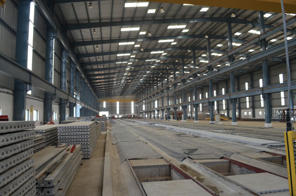 Supertech Precast Factory