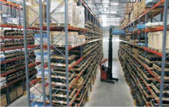 Dozco Warehouse adds Total Equipment Support