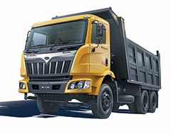 Tipper Trucks - More stable, lighter, and productive