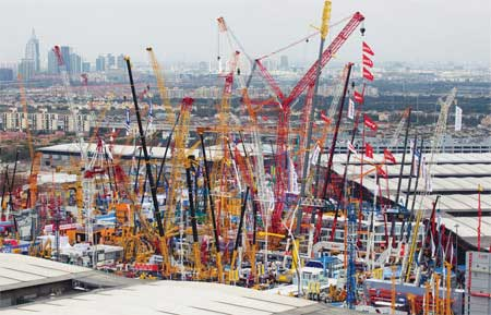 bauma China 2010 : Excels beyond Expectation
