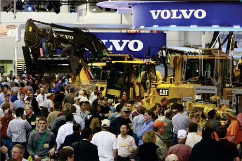CONEXPO CON/AGG 2011 Set to be a Mega Event