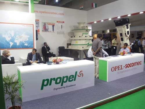 Propel presents its complete product line in India