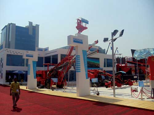Sandvik launches its Basic Breakers in India