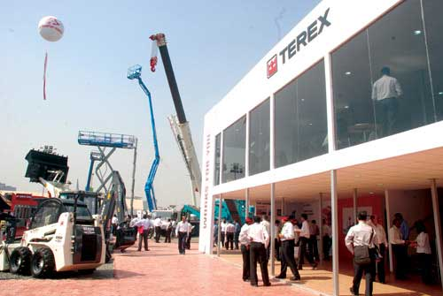 Terex reveals its expansion plan