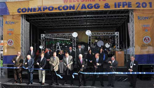 CONEXPO-CON/AGG 2011: Records Resounding Success