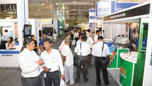 Roof India 2011 : Gears for its 10th Edition